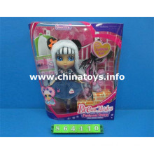 Hot Selling The Latest Baby Toy Doll Plastic Toy (864410)