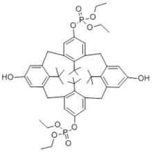 Name: O,O-BIS(DIETHOXYPHOSPHORYL)-TERT-BUTYLCALIX[4!ARENE, 97 CAS 174391-26-5