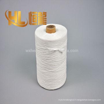 2017 haute qualité de fil de remplissage de pp de câble, fil de remplisseur de pp blanc