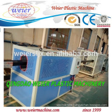 Big diameter of HDPE water supply pipe extrusion machine line