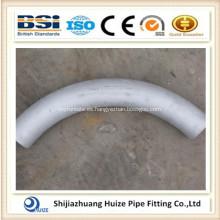 Tubo curvado de acero inoxidable SCH40 de 10 pulgadas
