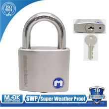 MOK bloqueia a chave W207 / 50WF semelhante SUS304 bloqueio 40 mm 50 mm à prova d'água, mas anti-corrosão Guardman Safe Lock