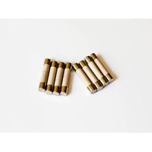 Tubo de cerámica Fusible de acción rápida 6,3 x 30 mm