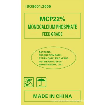 MCP Mono calcium phosphate 22% MF Ca(H2PO4)2.H2O