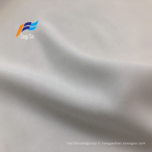 Tissu pour dames 100% polyester velours peau de pêche doux pour la peau
