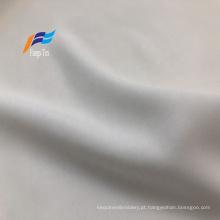 Tecido de veludo de pele de pêssego amigo da pele 100% poliéster feminino