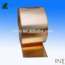 High quality GB DIN EN ISO UNS JIS standard CuZn20 brass strips