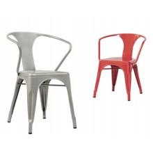 Los más populares Metal Vintage silla silla de metal en 2015 (XS-M825)