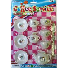 La tasse à thé en plastique reconstituée JML de bonne qualité définit des ensembles de mini tasses pour les ventes