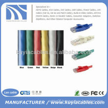 High Speed Cat5 Cat6 utp Patch cord Ethernet Network Lan Cable