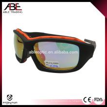Китай Поставщик Высокое качество пользовательских спортивных солнцезащитных очков