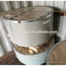 Bobinas de PPGI, bobina de acero revestida del color, bobina de acero galvanizada prepintada / techumbre del metal