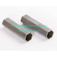 Seamless Stainless Steel Precision Hexagonal Pipe