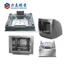 Vente chaude produit ménager moule haute qualité injection en plastique TV cas moule