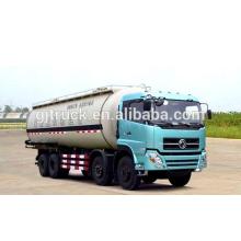 Camión a granel del polvo del cemento de 6x4 30CBM Dongfeng / camión del polvo seco / camión del transporte del cemento (LHD y RHD)