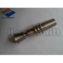 high quality titanium machine parts