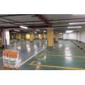 Metal wear-resistant floor hardener