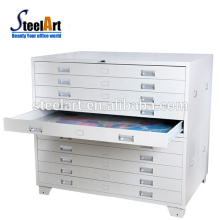 Commercial furniture general use drawing storage cabinet