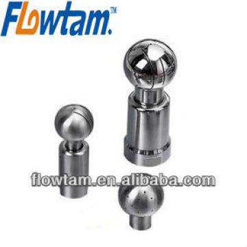 sanitary rotary spray cleaning ball