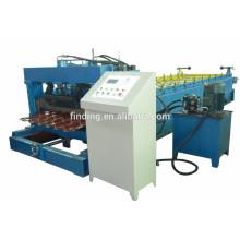 azulejo de azotea de acero galvanizada que precio de la máquina en china