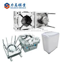 Fabricantes de moldes de plástico de encargo de la lavadora durable