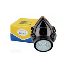 Single Filter Dust Respirator Protective Dust Mask