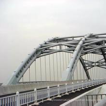 Wz-B025 Designed Steel Structure Prefabricated Bridge