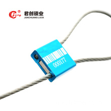 cable seal lock with printed hs code wire seal for containers