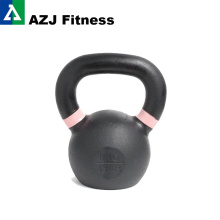 18 LB Powder Coated Kettlebells