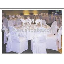 Toalha de mesa, 100% poliéster de mesa, Roupa de mesa