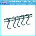 Stainless steel metal hook / s shaped ornament hooks / stainless steel swivel hook