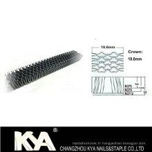 Grappes ondulées série Ncf pour la fourniture de meubles