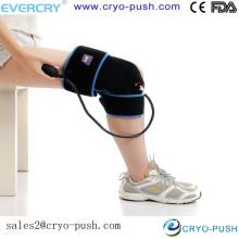 traitement de l'arthrose arthropathie du genou traitement à l'emballage médical de compression à froid