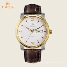 Men′s Gold-Tone Water Resitant Mechanical Watches 72480
