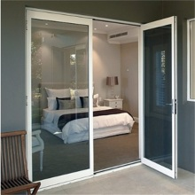 Security Thermal Break Aluminium Hinged door