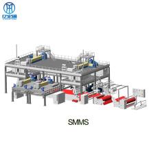 smms Pp Spunbond máquina de soplado en fusión no tejida