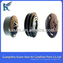 Alta calidad con la venta caliente sanden auto 24v embrague magnético del compresor para VOLVO