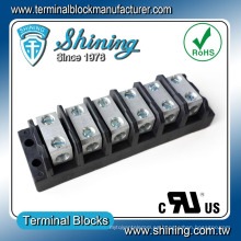 TGP-085-06BSS 85A 6Way Igual a Bussmann Power Splicer Terminal Strip