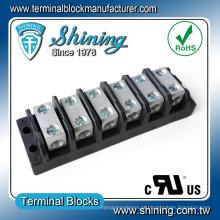 TGP-085-06BSS 85A 6Way Equal To Bussmann Power Splicer Terminal Strip
