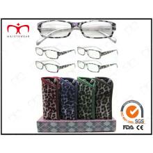 Gafas de lectura con Disply para damas de moda (MRP21657)