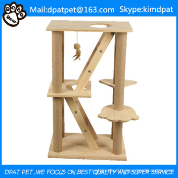 New Release Happy Luxurious Cat Tree Fantasy Forest Cat House