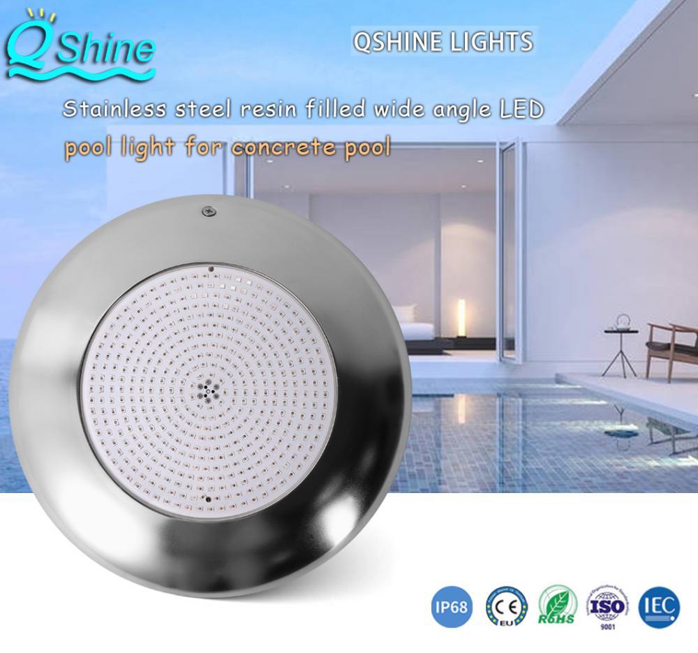 Stainless Steel Led Pool Lights 1 2