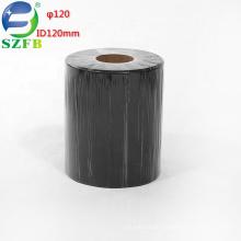 Feibo wholesale colorful Rohs polyolefin low temperature diameter 120mm pe heat shrink tubing