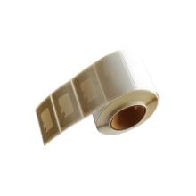 ISO15693 пассивная бумажная этикетка с наклейкой