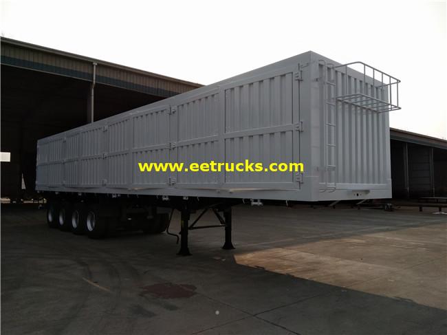Cargo Box Trailers