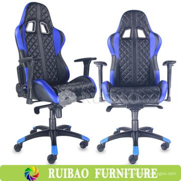 Chaise de bureau moderne inclinable confortable, siège chaise de bureau récurrente, siège de bureau fonctionnel de voiture