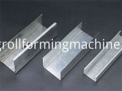 Light Steel Framing U channel Roll Forming Machines
