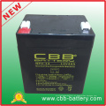 A maioria de bateria popular de 12V4ah UPS para a motocicleta acidificada ao chumbo da bateria de armazenamento do sistema solar 12V4ah