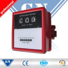 Débitmètre mécanique / débitmètre d'huile, compteur de gaz / débitmètre de carburant diesel