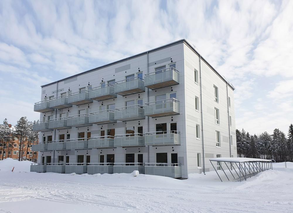 Prefab Container Building